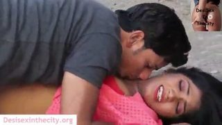 Outdoor sex with girl forcefully