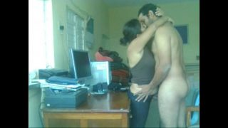 desi sex scandal of Indian secretery sex at office
