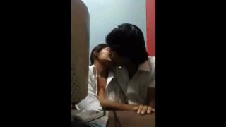 Desi Students Sex On Hidden Camera In Cyber Cafe
