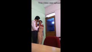 Indian couple office hardcore sex with moaning sound leaked mms