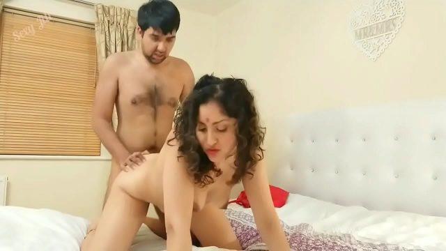 Hardcore hindi sex mms of indian bhabhi sex with dever