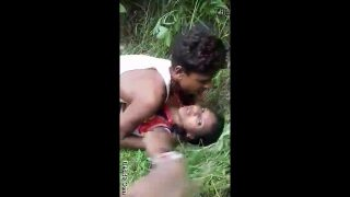 Indian Porn Village Lover Hardcore Outdoor Sex In Jungle