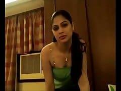 Beautiful desi punjabi girl taking big dick in pussy clear hindi audio