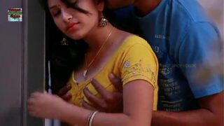 Romantic telugu couple b grade free porn sex video