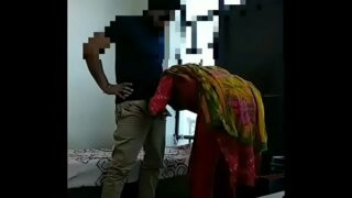 new telugu sex desi xnxx fucking video of young maid with boss