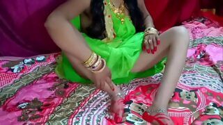 Indian hd sex video newly married bhabhi horny for sex with devar