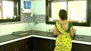 indianpornvideos hot bhabhi devar sex hardcore fucking in kitchen