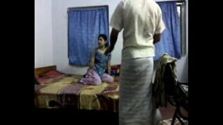 Desi honeymoon sex video of xnxx bengali couple