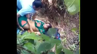 Desi village girl xxx jungle hardcore sex video