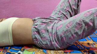 bihar bf desi sexy teen girlfriend anal sex fucking with boyfriend