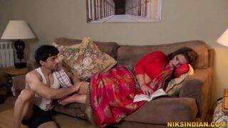 hindi sexy video full hd horny pregnant bhabhi sex with servant