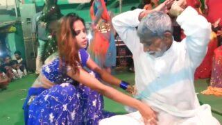 bhojpuri public nude stage dance in village recording