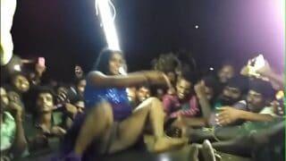 nude indian girls dance bangali village stage show naked dance